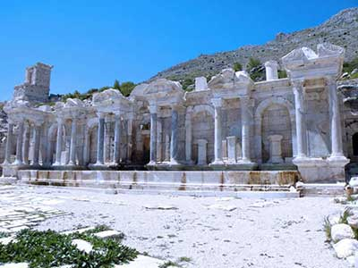 Secret Lake Houses - SAGALASSOS